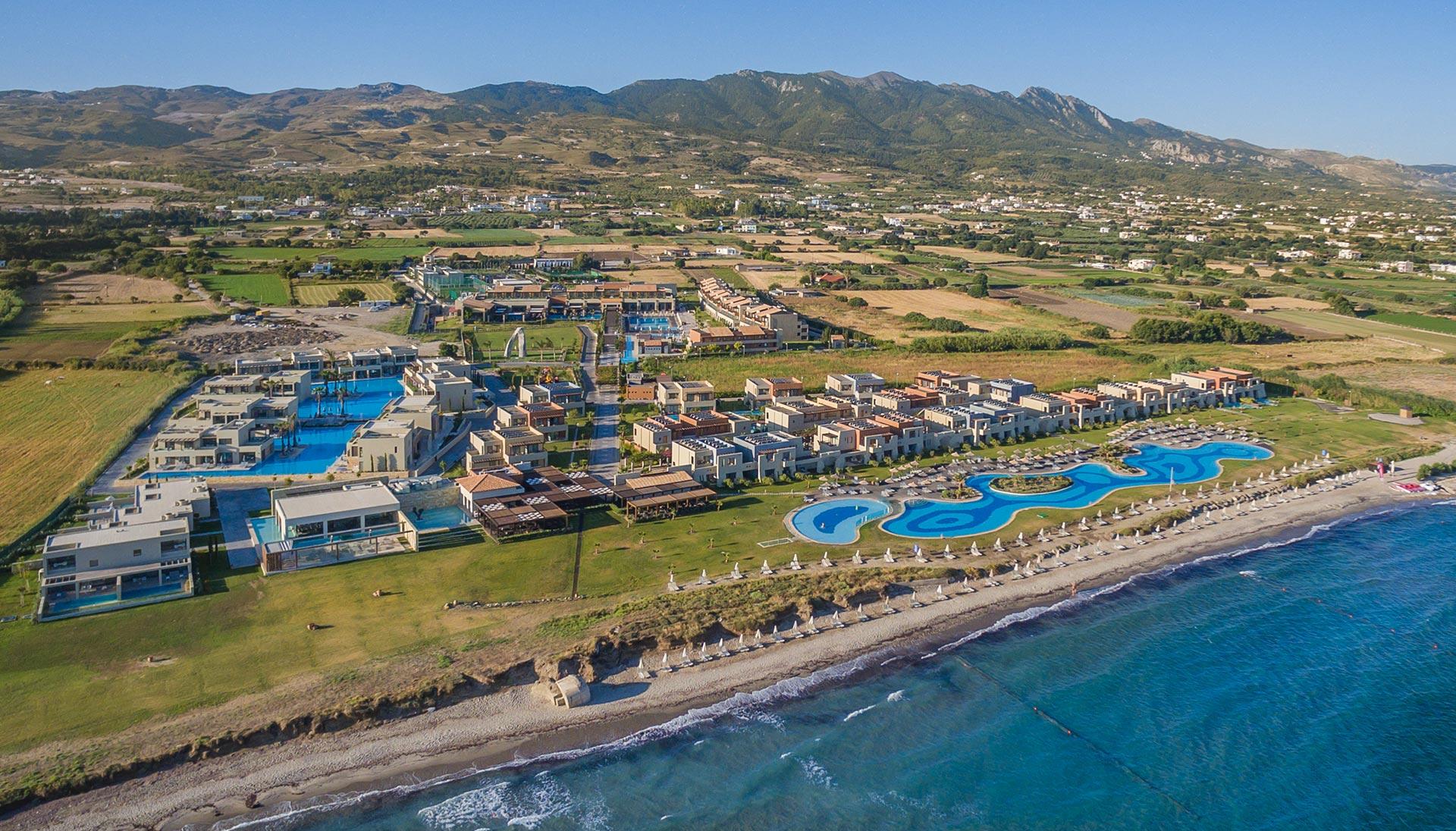 Aerial Photography Kos Island